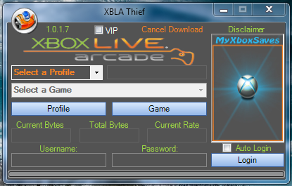 XBLA Thief [Free Arcade Games] - MxS.